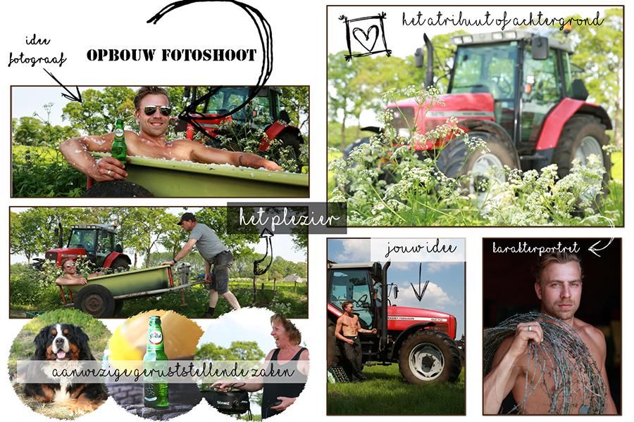 opbouw fotoshoot - agrifotograaf