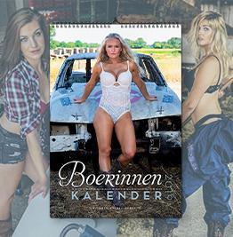 Fotograaf boerinnenkalender